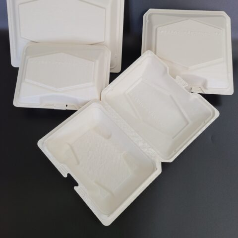 紙を主原料とした弁当容器「マプカ」